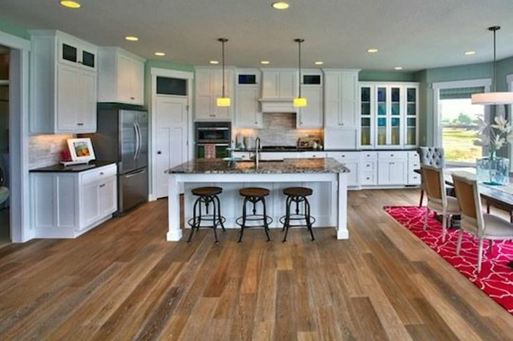 Provenza Heirloom Ashford Engineered Hardwood In The Edge