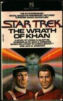 """star Trek II the Wrath of Khan"" av Vonda N. McIntyre"