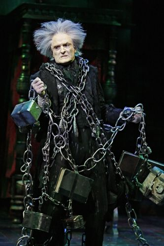 A Christmas Carol - Could be good halloween costume idea?