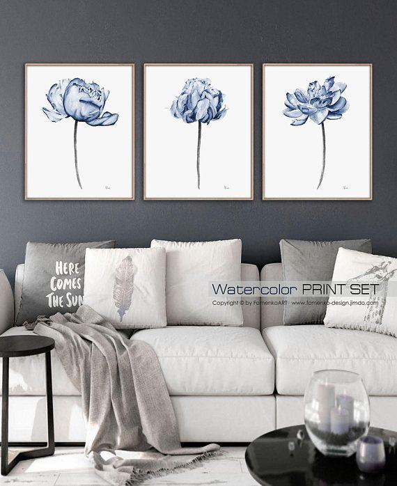 26++ Flower wall decor for living room information