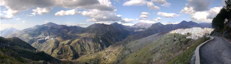 La valle incantata di Aieta