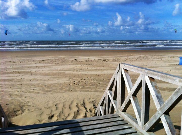 Strand Bergen aan Zee, Noord-Holland