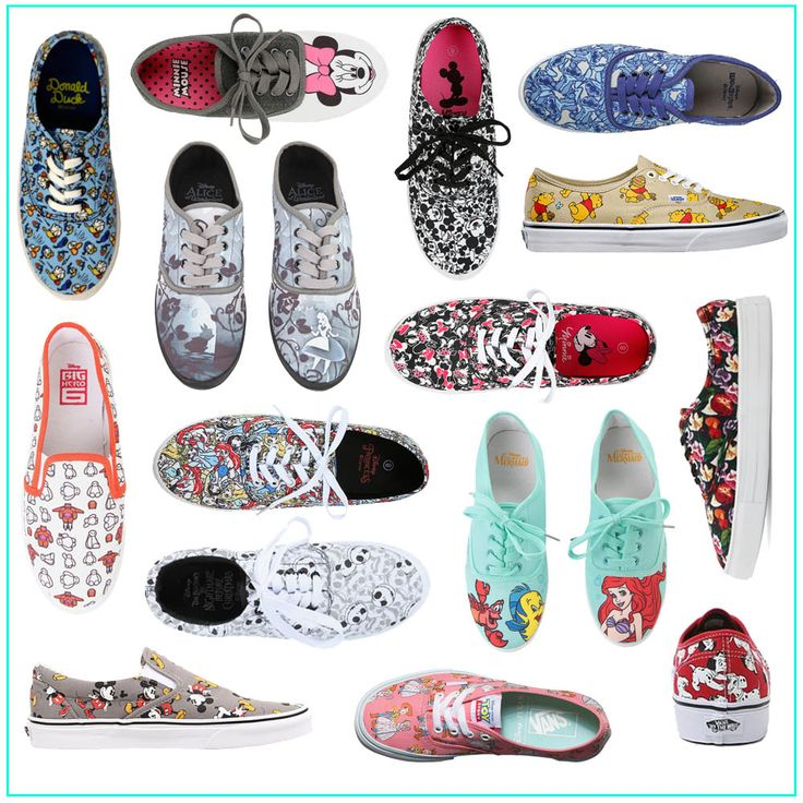 15 must-have sneakers for Disney shoe fans. | [ http://di.sn/600986ALS ]