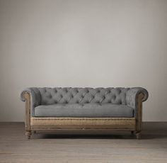 SOFA CHESTER DECONSTRUCTED RESTORATION HARDWARE LINO