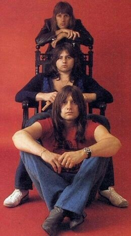 Emerson Lake and Palmer. English progressive rock supergroup formed in London in 1970.