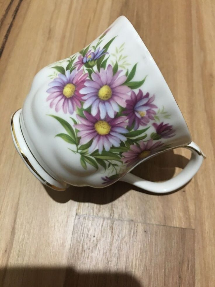 ROYAL ALBERT Flower of the Month series MUG SEPTEMBER