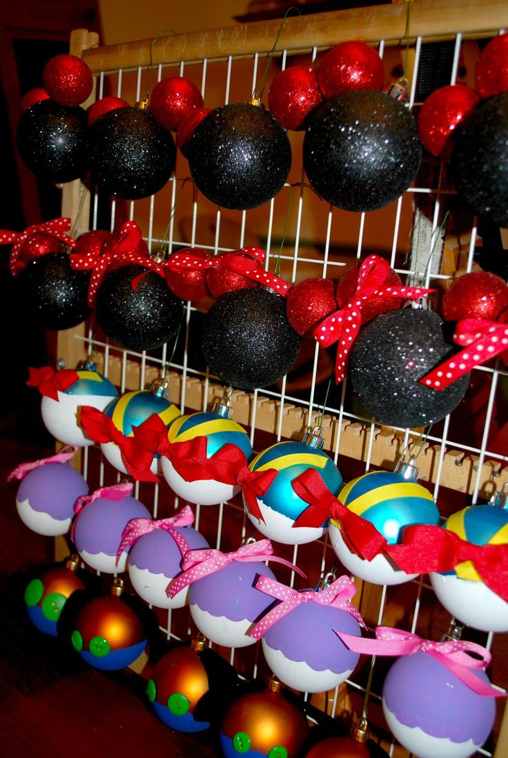 Disney Christmas Ideas  We Think It Would Be Fun To Create Some Of Our Own Disney  Christmas Decor