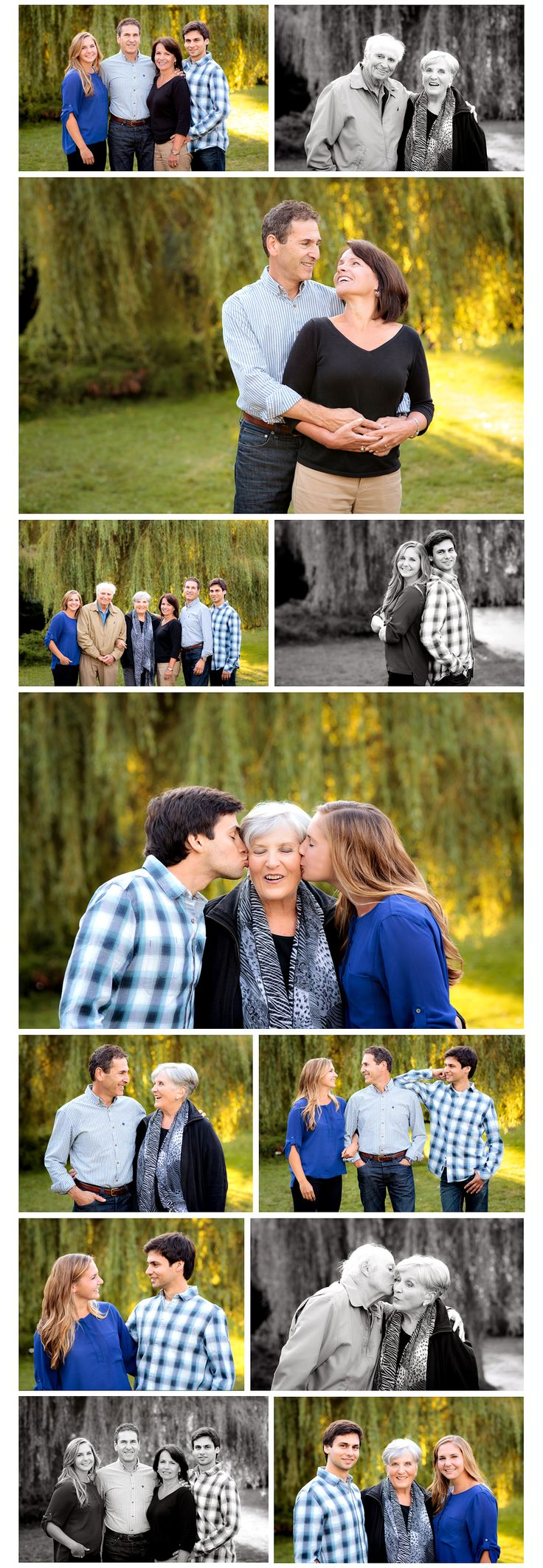 Extended Family Love {Family Photography | Victoria, B.C.} >> Nicole Israel Photography