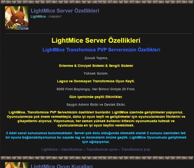 lightmice.net Transformice