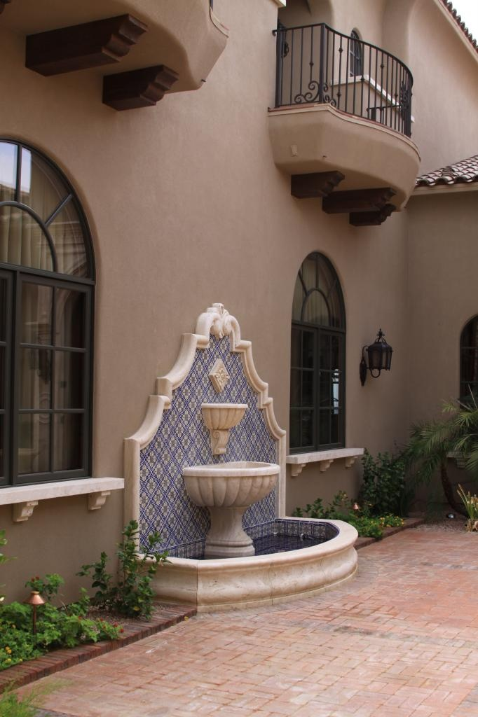 7 Best Tuscan Wall Fountain Images On Pinterest Garden