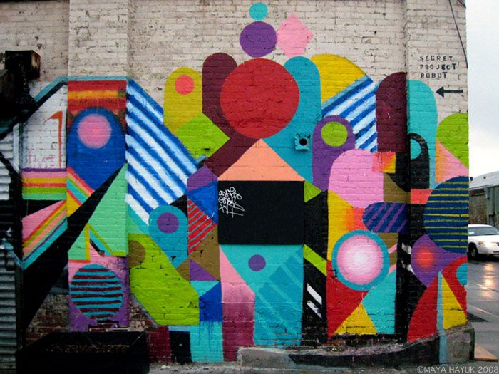 Women Artists Are Gaining Ground In The Graffiti and Street Art Scenes | Bustle