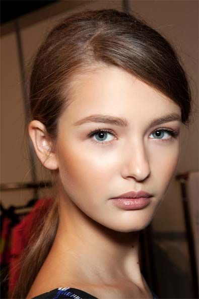 Get Runway-Inspired Glowing Skin with These Top Bronzers and Blushes - theFashionSpot | Beauty