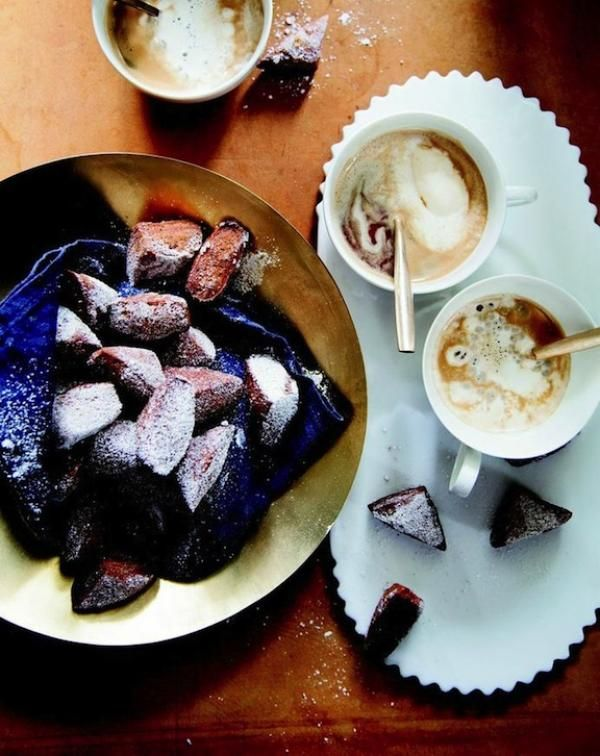 New Orleans-Style Chicory Beignets | KitchenDaily.com
