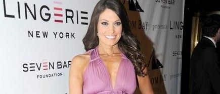 The sassy former first lady of San Francisco, Kimberly Guilfoyle is well known for looking hot and sexy when she appears on Fox News. Whether they