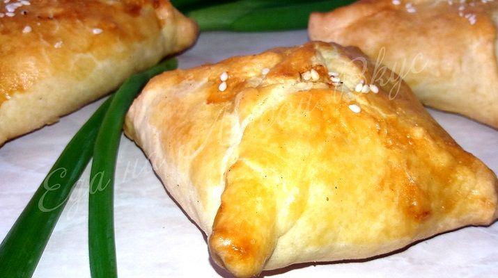 Очень вкусный курник с картофелем и курицей