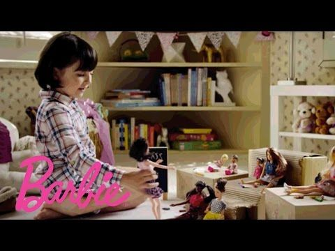 After Years Of Bad Ads, Mattel Hits A Home Run With New Barbie Ad! – GreaterGoodness