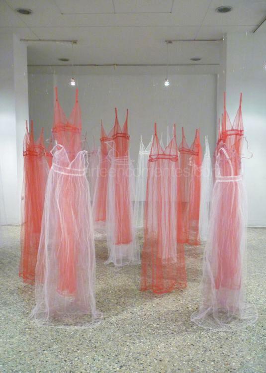 Claudia Casarino - installation