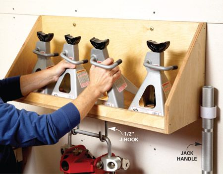Upgrading Your Garage Workshop - Article | The Family Handyman