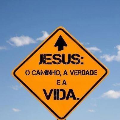 Jesus- o caminho, a verdade e a vida João 14:6
