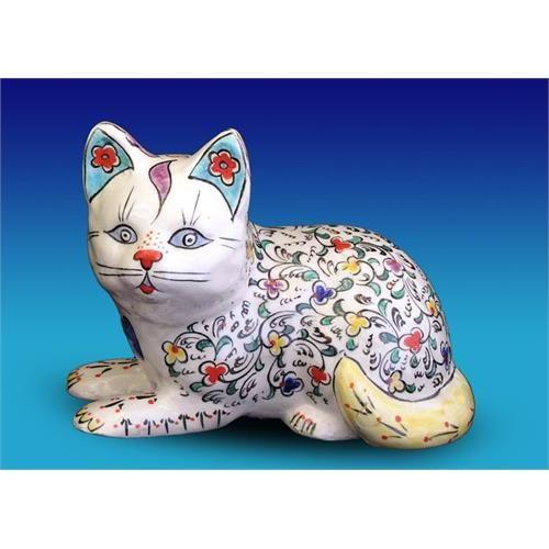 Cat Knick Knack - 12 cm.