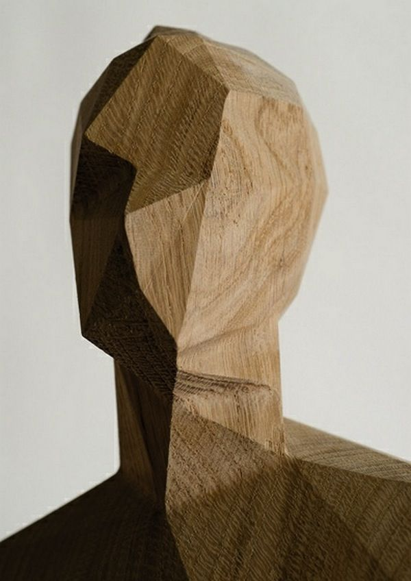 Top 25 best wood sculpture ideas on pinterest for Scandic design