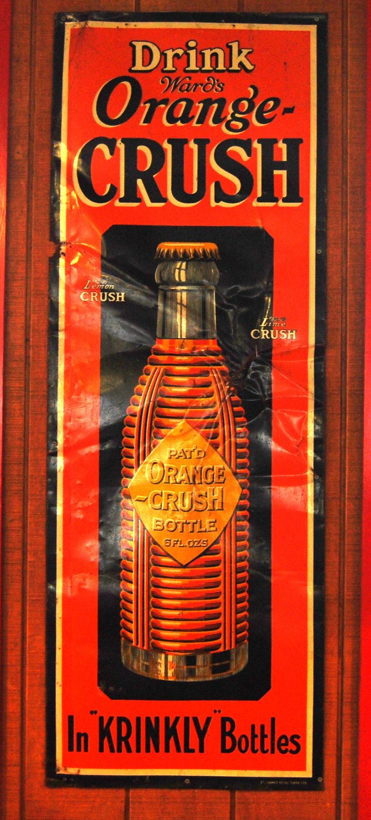 an analysis of the advertisement orange crush Ptrack the online inventory tracking system to demo the p-track, click on the logo below user name: demo password: demo1234 direct link for scanner users.