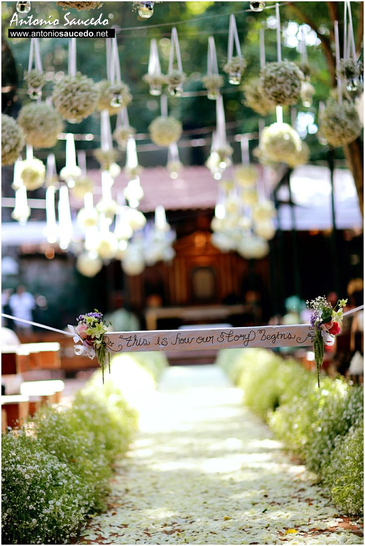 This is how own story begins... #wedding #phrases #love #frases #boda #diy #ideasboda #flores