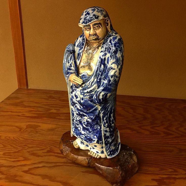 #бодхидхарма #дарума #япония #дзен #дзэн #буддизм #чай #керамика #арт #искусство