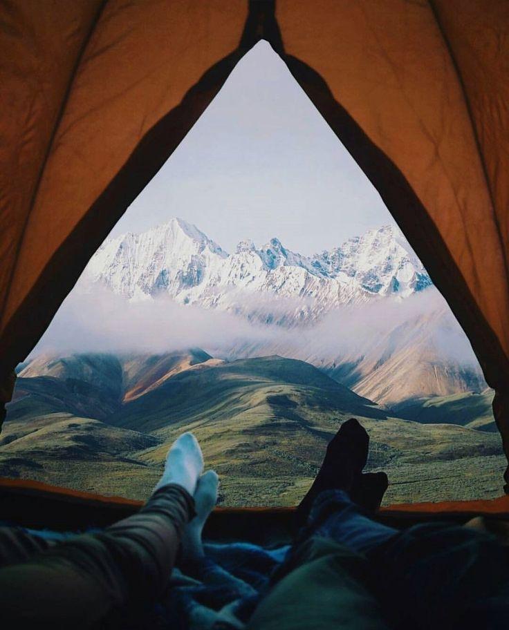 Allez camper dans le parc national et réserve de Denali! Objectifs de POV par @PerfxctWorld.  – dreamies
