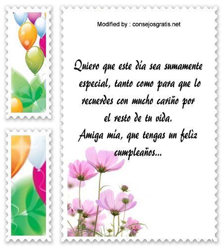 felicitaciones de cumpleaños para facebook,buscar bonitos mensajes de cumpleaños para facebook: http://www.consejosgratis.net/mensajes-de-cumpleanos-para-una-amiga-por-facebook/
