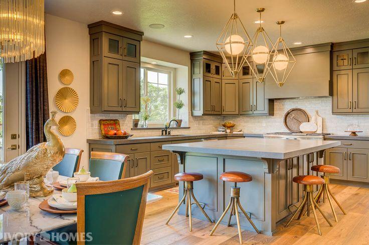 ... Ivory Homes Kitchens on Pinterest  Model homes, Kitchens and Ivory