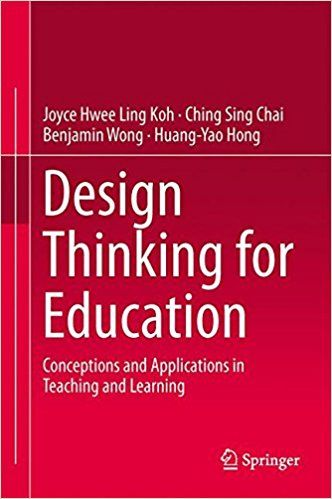 DESIGN THINKING FOR EDUCATION: CONCEPTIONS AND APPLICATIONS IN TEACHING AND LEARNING. This book explores, through 8 chapters, how design thinking vocabulary can be interpreted and employed in educational contexts. The theoretical foundations of design thinking and design in education are first examined by means of a literature review. This is then followed by chapters that characterize design thinking among children, pre-service teachers and in-service teachers using research d... Cote : 8-1…