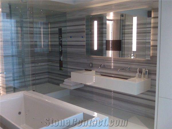 Grey Marble Bathroom 22 best equador marmara marble images on pinterest   marble
