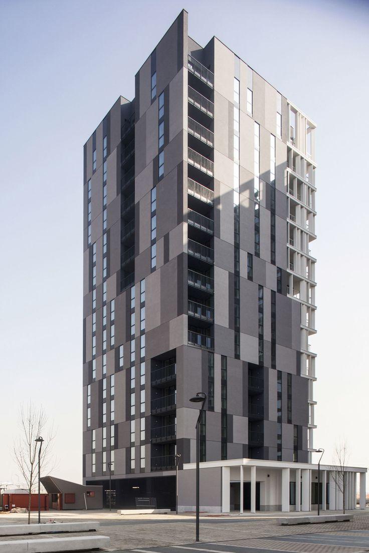 B22, Filippo Romano · Cascina Merlata Housing · Divisare