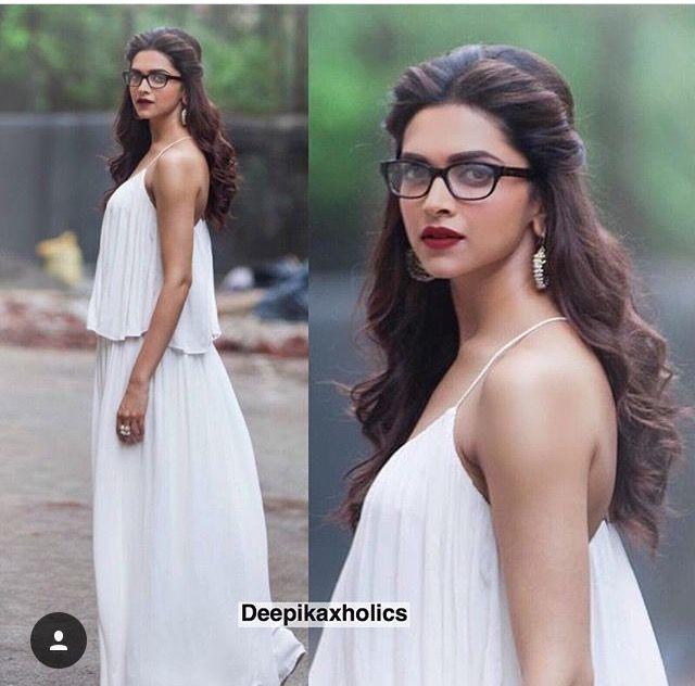 Deepika Padukone   Front hair styles, Indian hairstyles ...