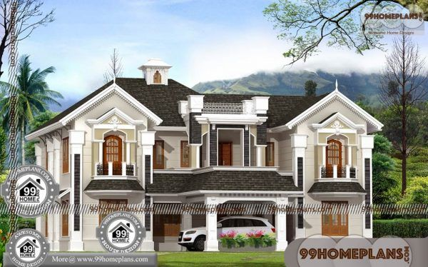 Exterior Home Design With Traditional European House Elevation Plans Small House Elevation Design House Design Pictures House Exterior
