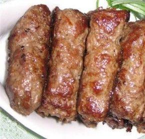 - колбаски тушеные и в духовке