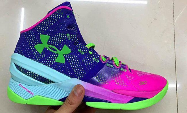 Under Armour Curry 2 Upcoming Colorways