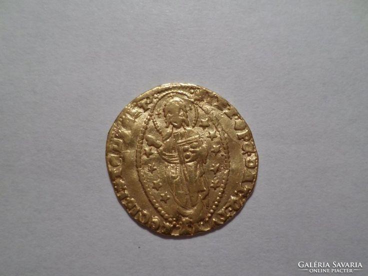 Zecchino Andrea Dandoló 1343-1354 arany dukát