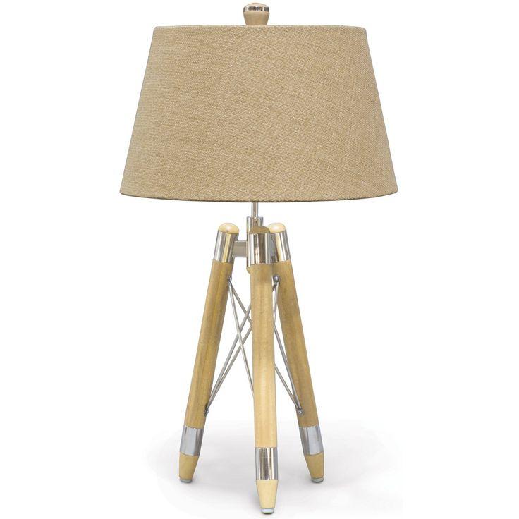 Palecek Stanton Tripod Table Lamp | View All | Palecek | Brands | Candelabra, Inc.