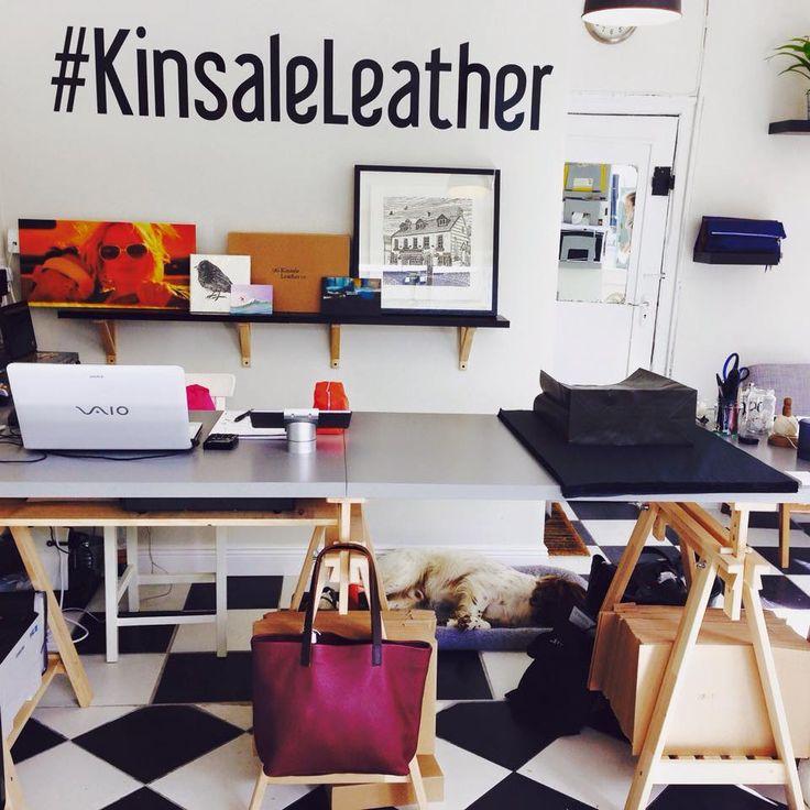 Kinsale Leather Co. store, West Cork, Ireland