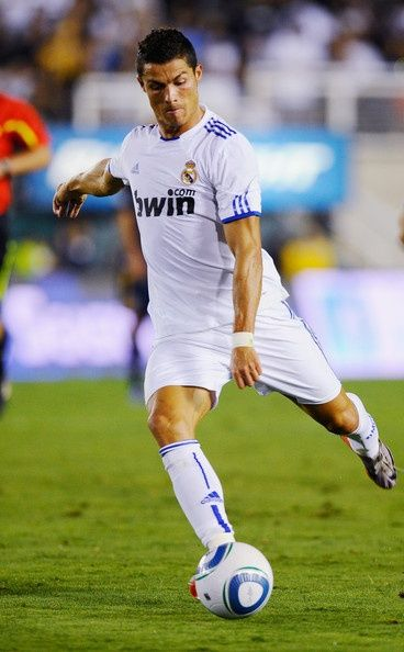 Christiano Ronaldo. #Soccer #Futball #Football #RealMadrid - Click image to find more Sports Pinterest pins