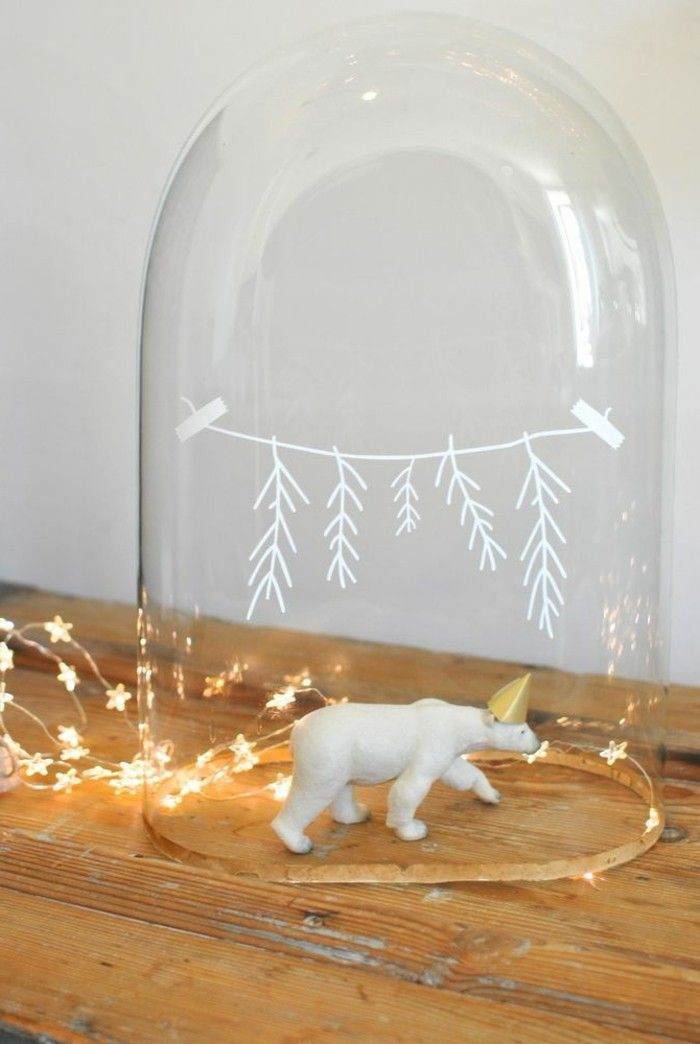 337 best images about diy 50 cloches bell jars snow globes on pinterest jars ornaments and. Black Bedroom Furniture Sets. Home Design Ideas