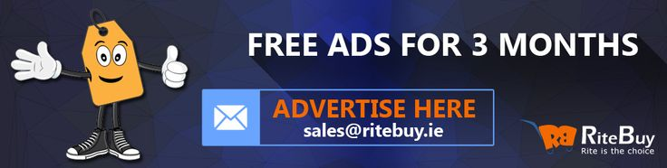 http://www.ritebuy.ie/ is Ireland's leading Free Classified Ads Site. Buy or sell all your unwanted items here by simply setting up an Free account.