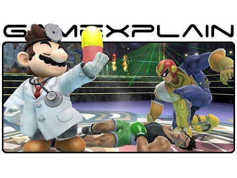 16 New Screenshots of Smash Bros Wii U - Dr. Mario, Dark Pit, & Blaziken