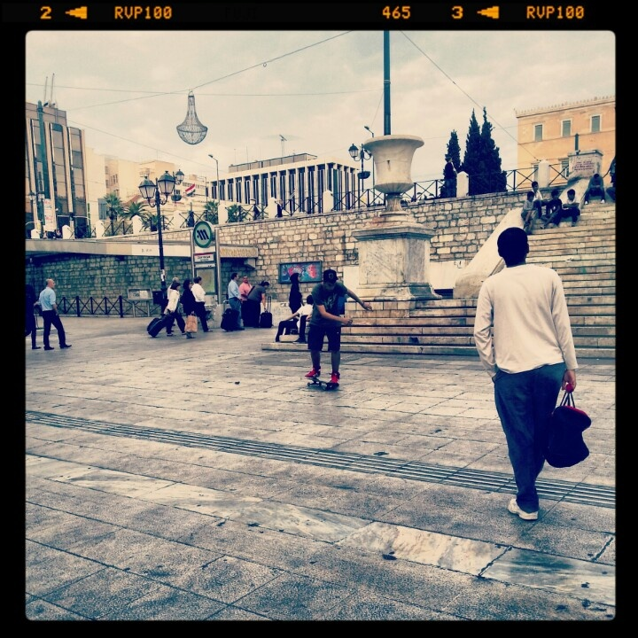 Syntagma square,Athens