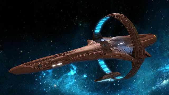 How NASA might build its very first warp drive: A few months ago, physicist Harold White stunned the aeronautics world when he announced that he and his team at NASA had begun work on the development of a faster-than-light warp drive. His proposed design, an ingenious re-imagining of an Alcubierre Drive, may eventually result in an engine that can transport a spacecraft to the nearest star in a matter of weeks — and all without violating Einstein's law of relativity.