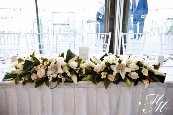 Hayley and Darren, Sydney Australia, Church Ceremony MLC Burwood, Wedding Reception Venue Deckhouse (Woolwich).  A perfect summer's day on the harbour. Copyright: MM Photos