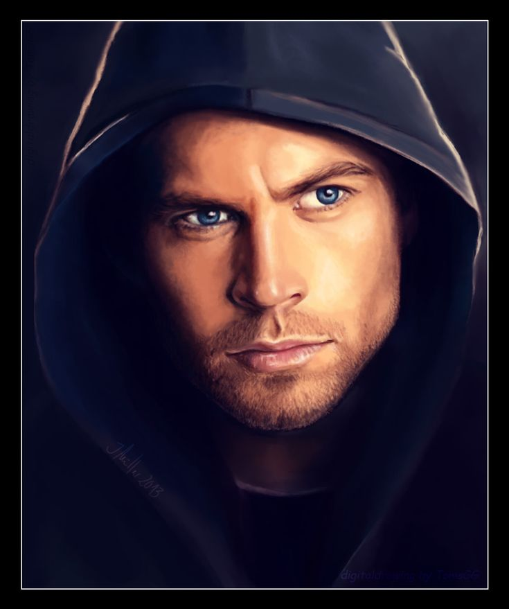 Paul Walker RIP - digitaldrawing by TomsGG.deviantart.com on @deviantART