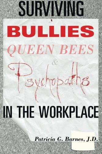 the adult bullies workplace in